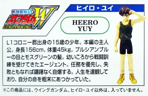 Bandai Gundam XXXG-01W Wing Gundam 1/144 Scale Kit