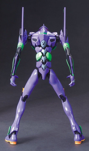 Bandai EVA-01 Rebuild of Evangelion New Movie Version HA Non-Scale Kit