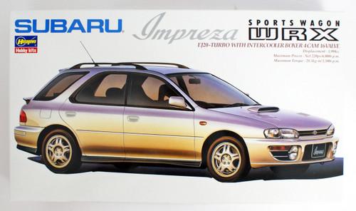 Hasegawa CD15 SUBARU IMPREZA SPORTS WAGON WRX 1/24 Scale Kit