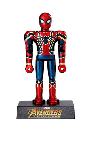 Bandai Spirits Chogokin HEROES Iron Spider Figure (Avengers: Infinity War)
