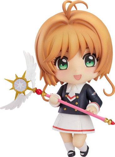 Good Smile Nendoroid 918 Sakura Kinomoto: Tomoeda Junior High Uniform Ver. (Cardcaptor Sakura)