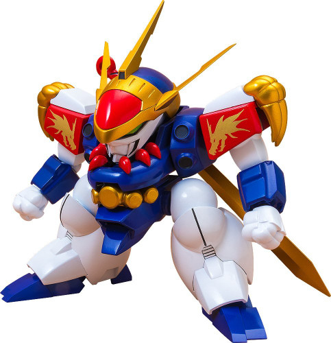 Max Factory PLAMAX MS-02: RYUJINMARU (Mashin Hero Wataru) Plastic Model Kit