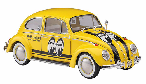 Hasegawa 20357 Volkswagen Beetle 'Moon Equipped' 1/24 Scale kit