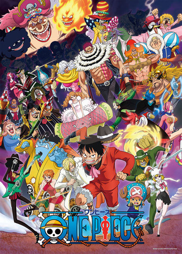Ensky Jigsaw Puzzle 500-326 One Piece Tea Party From Hell (500 Pieces)