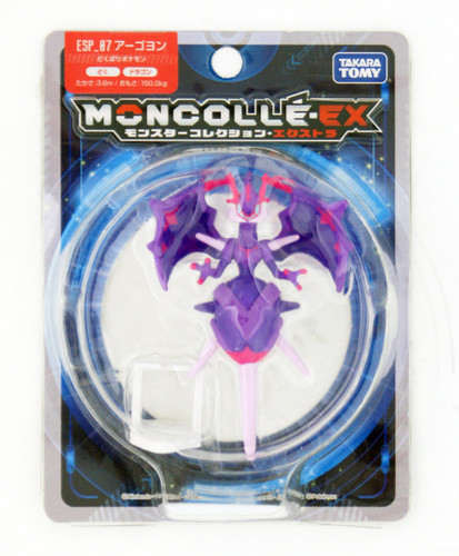 Takara Tomy Pokemon Moncolle EX ESP-07 Naganadel (121381)