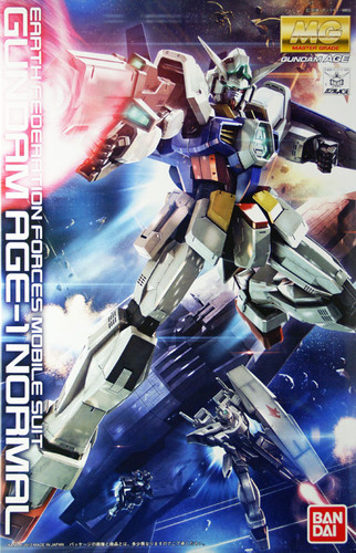 Bandai MG 753076 Gundam Age-1 Normal 1/100 Scale Kit