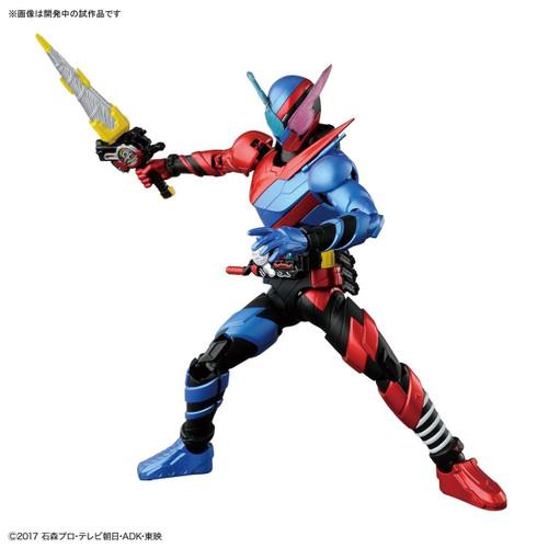 Bandai Figure-Rise Kamen Rider Masked Rider Build Rabbit Tank Form Plastic Kit