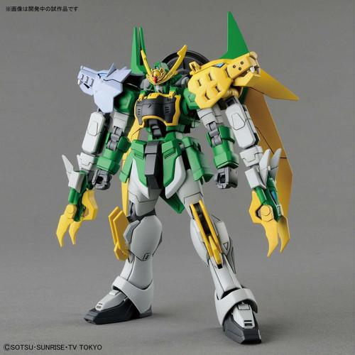 Bandai HG Gundam Build Divers 011 Gundam Jiyan Altron 1/144 Scale Kit