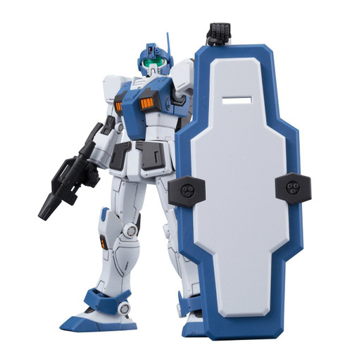 Bandai Gundam The Origin 022 GM Guard Custom 1/144 Scale Kit