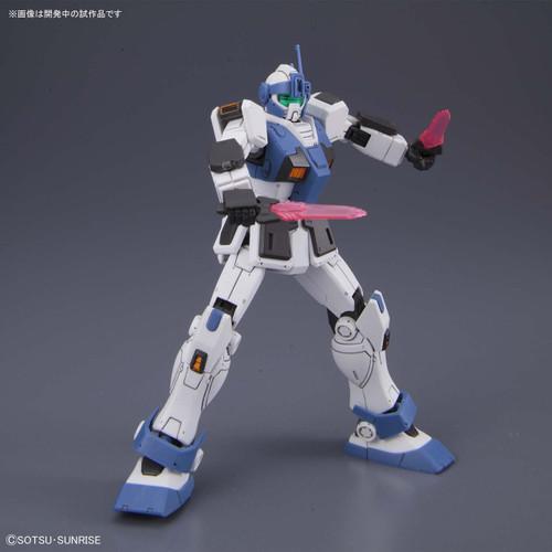 Bandai Gundam The Origin 022 GM Guard Custom 1/144 Scale Kit