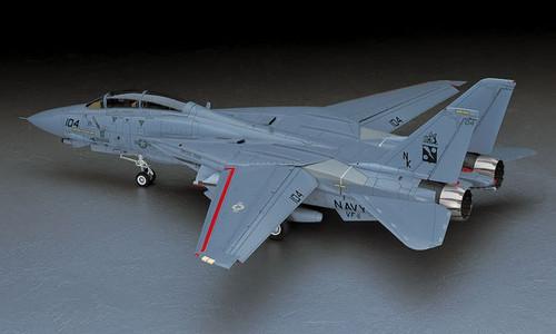 Hasegawa PT12 F-14D TOMCAT CVW-14 1/48 Scale Kit