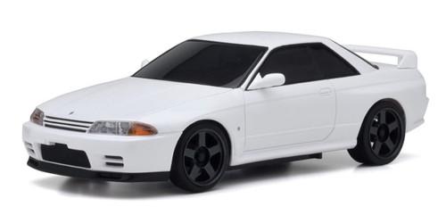 Kyosho MZP153W ASC MR03RWD NISSAN GT-R R32 White