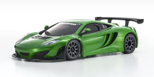 Kyosho MZP226MG ASC MR-03W-MM McLaren 12C GT3 Synergy Green