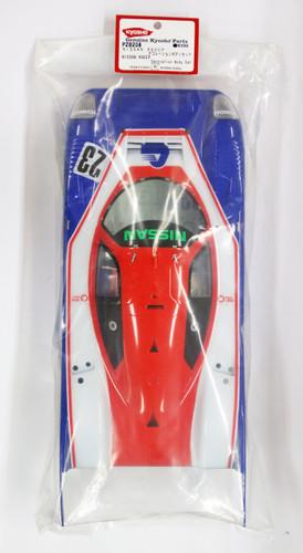 Kyosho PZB208 NISSAN R90CP Decoration Body Set (PLAZMA Lm-C)