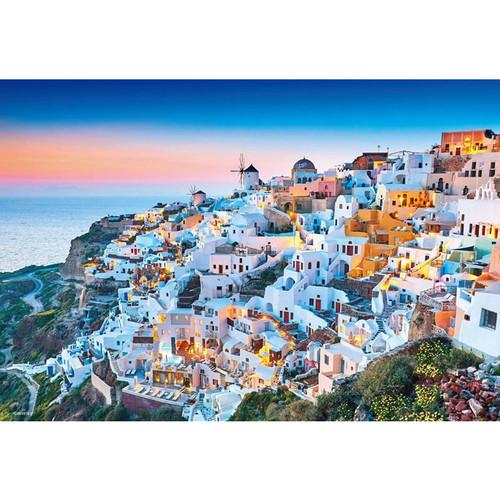 Beverly Jigsaw Puzzle M81-878 Santorini Greece (1000 S-Pieces)