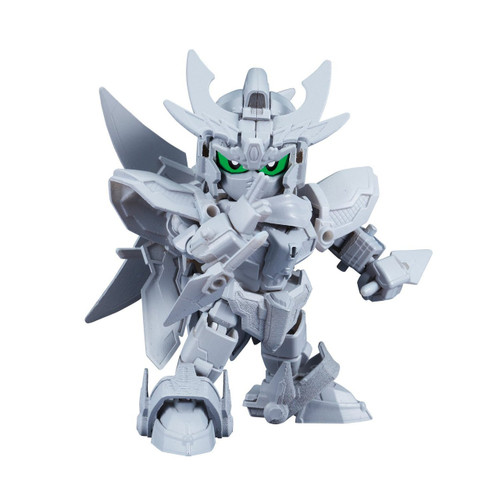 Bandai Gundam Build Divers 013 Gundam SDBD RX-Zero Maru Non-Scale Kit
