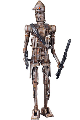 Kotobukiya SW146 Star Wars ARTFX+ Bounty Hunter IG-88 1/10 Scale Figure