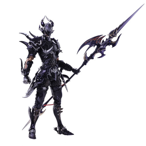Square Enix Bring Arts Final Fantasy XIV Estinien Action Figure