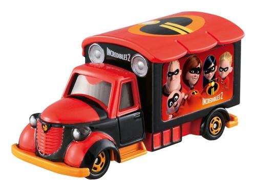 Takara Tomy Tomica Disney Motors Goody Carry Incredibles Family (114147)