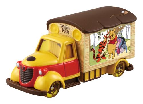 Takara Tomy Tomica Disney Motors Goody Carry Winnie the Pooh (114130)