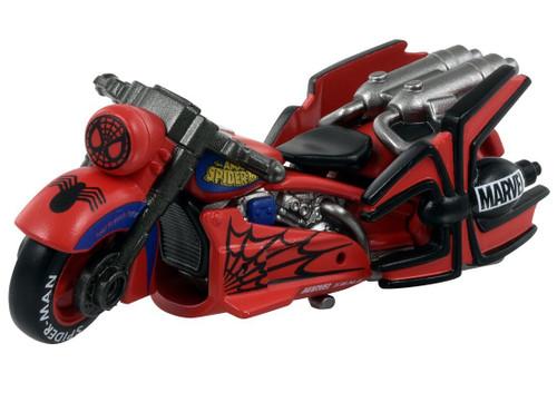 Takara Tomy Marvel Tune Tomica Evo.3.0 Road Emperor  VX Custom Spiderman (110811)