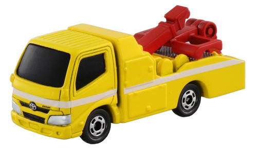 Takara Tomy Tomica 5 Toyota Dyna Towing Truck (102373)