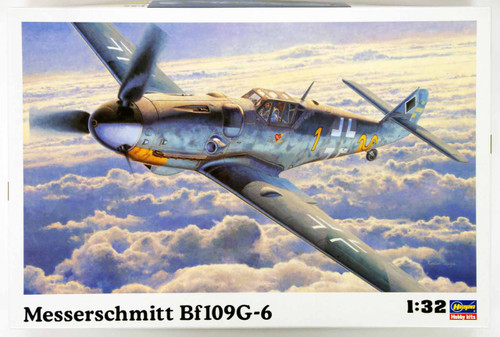 Hasegawa ST17 Messerschmitt Bf109G-6 1/32 Scale Kit