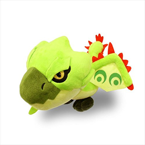 Capcom Rathian Stuffed Plush Toy (Monster Hunter)