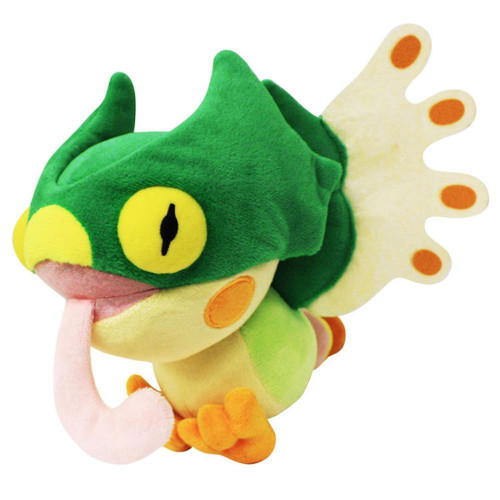 Capcom Pukei-Pukei Stuffed Plush Toy (Monster Hunter World)