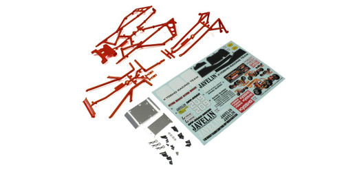 Kyosho OTB247R Body (Red/Javelin)