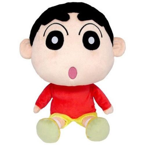 San-ei Crayon Shin-chan Plush Doll Shin-chan (M) 904355