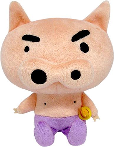 San-ei Crayon Shin-chan Plush Doll Buriburizaemon (S) 904324