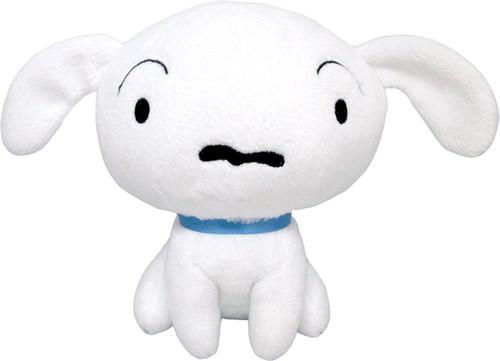 San-ei Crayon Shin-chan Plush Doll Shiro (S) 904317