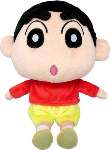San-ei Crayon Shin-chan Plush Doll Shin-chan (S) 904300