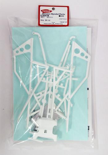 Kyosho OTB247W Body (White/Javelin)