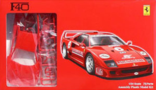 Fujimi RS-SPOT 123424 Ferrari F40 Colombo 1/24 Scale Kit