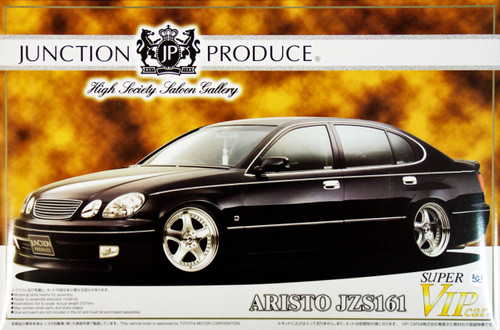 Aoshima 48863 Toyota Aristo JZS161 Junction Produce 1/24 Scale Kit