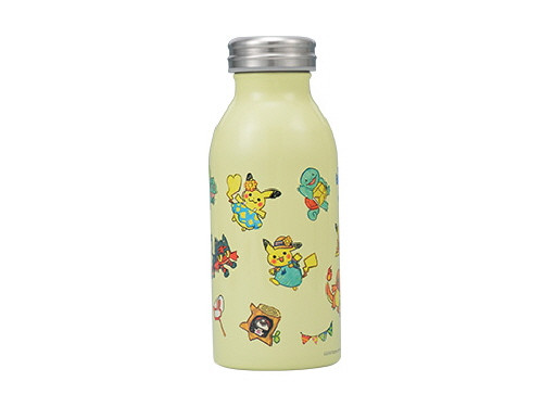 Pokemon Center Original Stainless Bottle Summer Life 713-