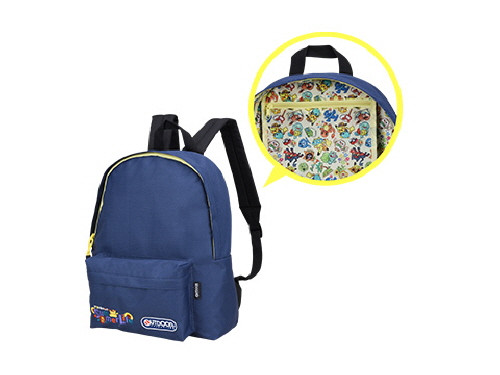 Pokemon Center Original OUTDOOR Backpack Summer Life 713-