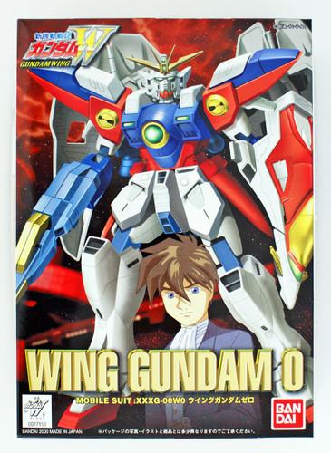 Bandai XXXG-00W0 Wing Gundam Zero 1/144 Scale Kit