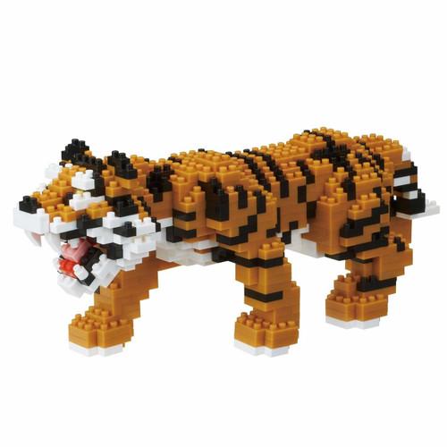 Kawada NBM-021 Nanoblock Animal DX Bengal Tiger