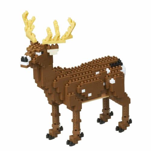 Kawada NBM-024 Nanoblock Animal DX Deer