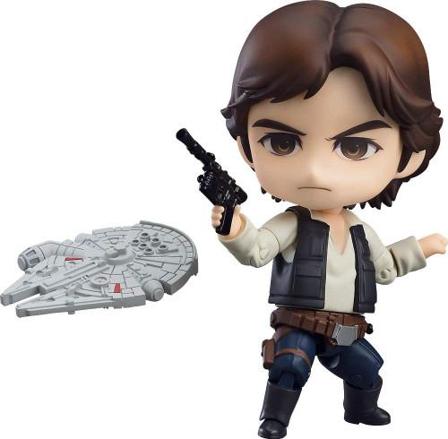 Good Smile Nendoroid 954 Han Solo (Star Wars Episode 4: A New Hope)