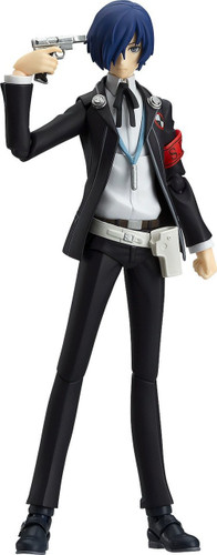 Max Factory figma 322 Makoto Yuki (Persona 3 The Movie)