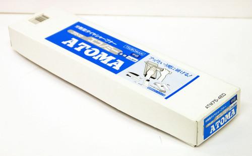 TSUBOMAN ATM75-4ED ATOMA Economy Diamond Sharpener Stand Set #400 (126688) SYU