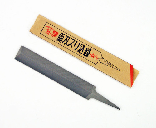 TSUBOMAN Feather Edge Saw File 100 mm SYU