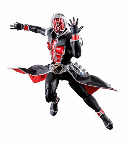 Bandai S.H. Figuarts Shinkocchou Seihou Kamen Rider Wizard Flame Style Figure