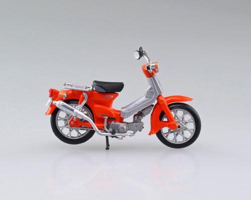 Aoshima Skynet 105771 Blind Toy 1/32 Honda Super Cub Finished Model Collection 1 BOX 8 pcs. Set