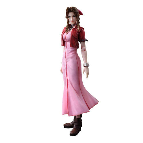 Square Enix Play Arts Kai Crisis Core Final Fantasy VII Aerith Action Figure