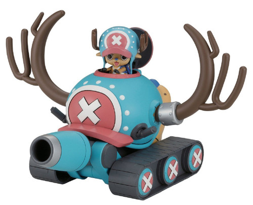 Bandai ONE PIECE Chopper Robo No.1 Chopper Tank non scale kit 894304